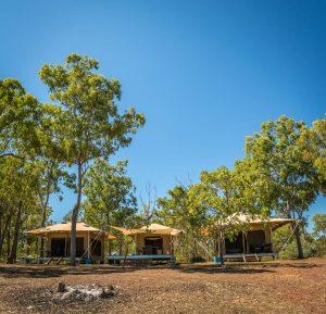 Eco tent facilities
