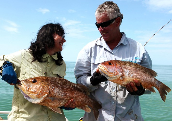 My Snapper is bigger than yours!